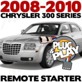 Plug Play Ready 2008�thru 2010�Chrysler 300, 300 Limited, 300C, 300C SRT8