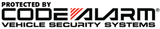 Code Alarm Vehicle Security Window Sticker
