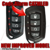 Code Alarm CATMLED CATLED Remote