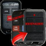 GOH-4BL98 PT7C Code Alarm Remote