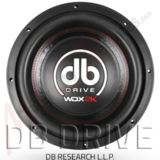 DB DRIVE Marine Grade DB Drive WDX69MOTO 6X9 2-Way Speakers