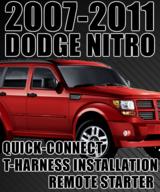 Dodge Nitro Plug-n-Play Remote Starter