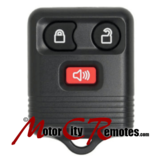 1�New�Ford 3�Button Replacement Remote FOB 3B-2S4T-15K601-AB