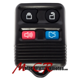 Ford 4 Button Remote FOB