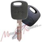 Ford Lincoln Mercury and Mazda Transponder Keys