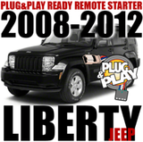 JEEP Liberty Plug-n-Play Remote Starter