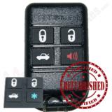 Refurbished Code Alarm Remote FCC ID GOH-PAN0