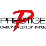 Prestige remote starter alarm owners manual operators manual