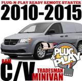 RAM CV Minivan Plug-n-Play Remote Starter