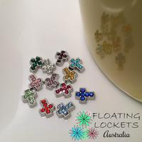 Charms Personalised Floating Lockets Charm Selection Australia
