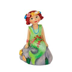 Miniature Merriment Agnes the Mermaid