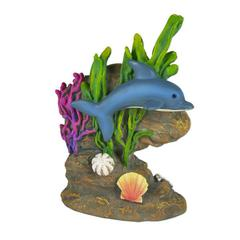 Miniature Merriment Diving Dolphin