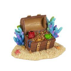 Miniature Merriment Mermaid Treasure Chest