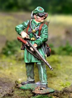 COLLECTORS SHOWCASE CIVIL WAR UNION CS00973 69TH NEW YORK IRISH BRIGADE WOUNDED