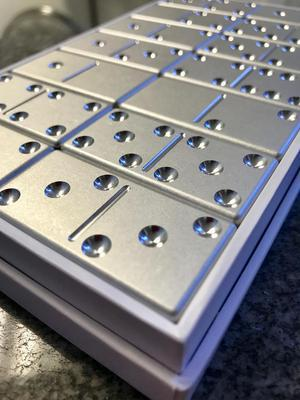 Silver Dominoes