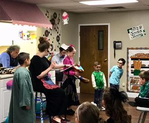 Jubilee Apostolic Church - Amarillo, TX - Sunday School Ministry