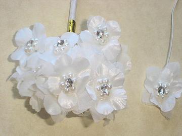 Diamond Stud Miniature Craft Flower