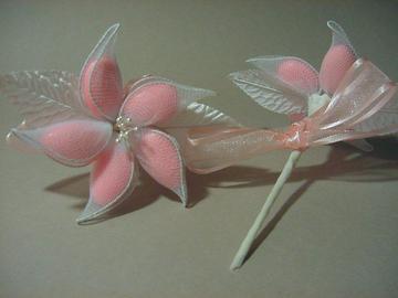 Pink Jordan Almond Flower