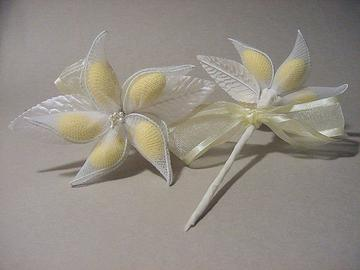 Yellow Jordan Almond Flower