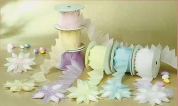 jordan almond pull bow ribbon