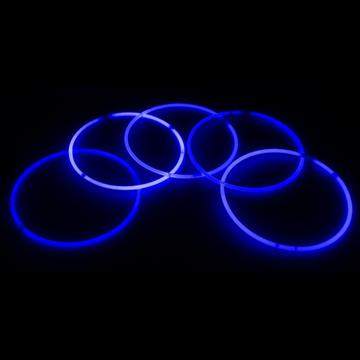 blue glow necklaces