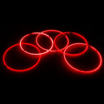 22 inch Red Glow Necklace
