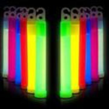 mix color glow sticks