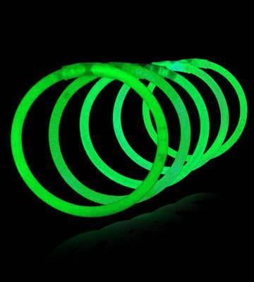 Glow Bracelets green
