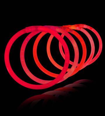 Glow Bracelets Red