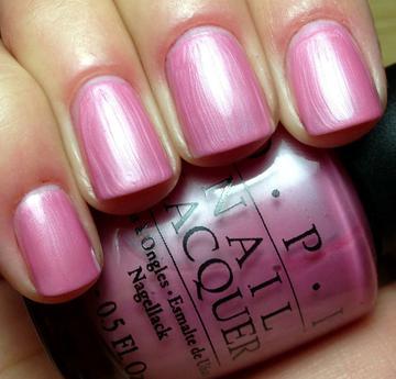 Opi Aphrodite S Pink Nightie