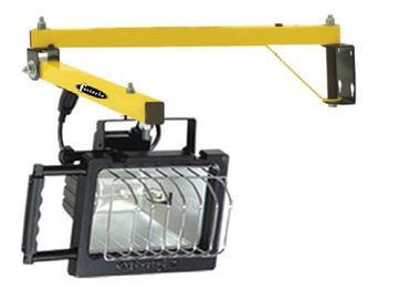 Quartz Halogen Dock Light with 60