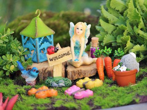 Easter Fairy Garden Kit - Egg Fillers