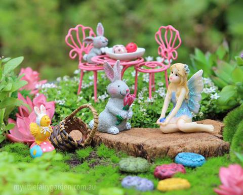 Easter Fairy Garden Kit - Egg Fillers