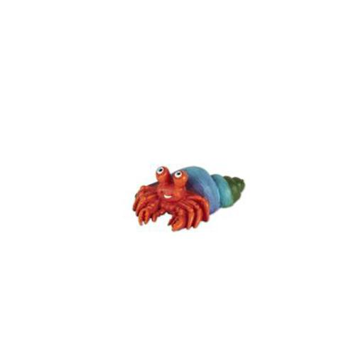 Miniature Merriment Blue Shell Hermit Crab