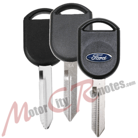 Ford, Lincoln, Mercury, Mazda Replacement Transponder Key
