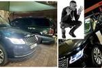 Chameleone gifted with a Range Rover