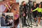 Sheilah Gashumba returns to TV
