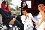 Zari Hassan, Diamond Platnumnz and Hamisa