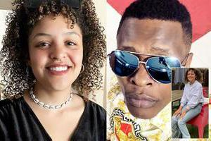 Chameleone and daughter Ayla Mayanja