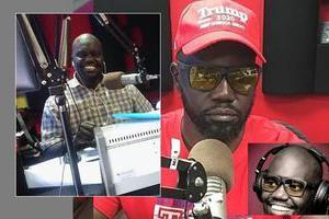 Sanyu FM's ex-morning show host Fatboy