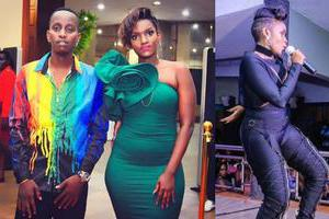Ex lovers MC Kats and Fille