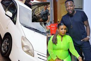 Geosteady gifts wife with ride