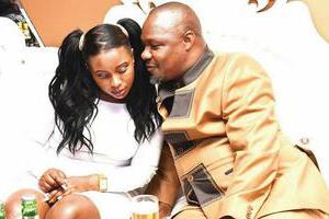 Lwasa and Faith Kamateneti