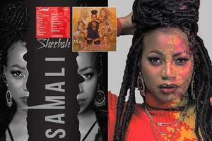 Samali album by Sheebah Karungi