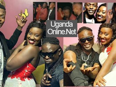 Chameleone and Weasel surprise Martha Kay on her birthday