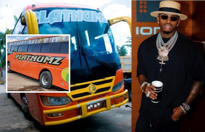Diamond Platnumz Buses