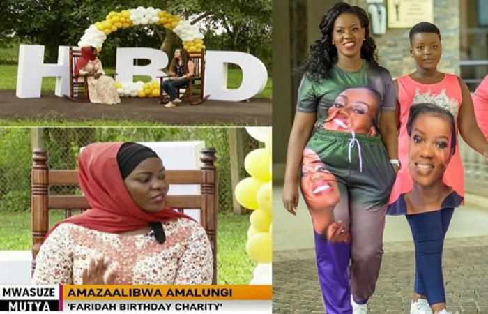 Faridah Nakazibwe birthday