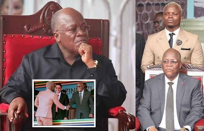 Magufuli tribute song