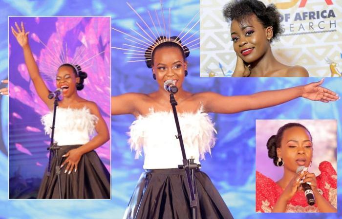 Sandra Nansambu wins the POA search