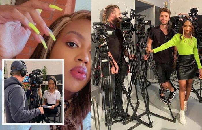Sheilah Gasumba lands new TV role